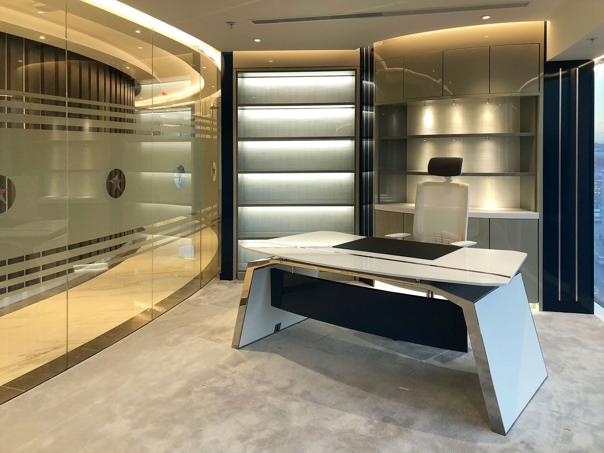Modern Office Design by Spot This Space